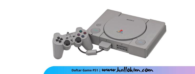 game PS1 yang melegenda