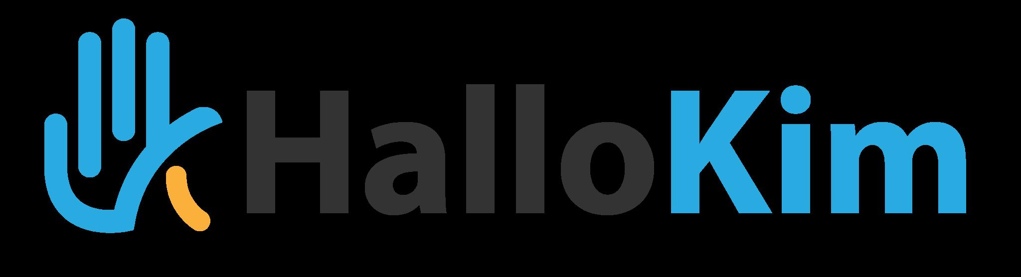 Logo baru hallokim