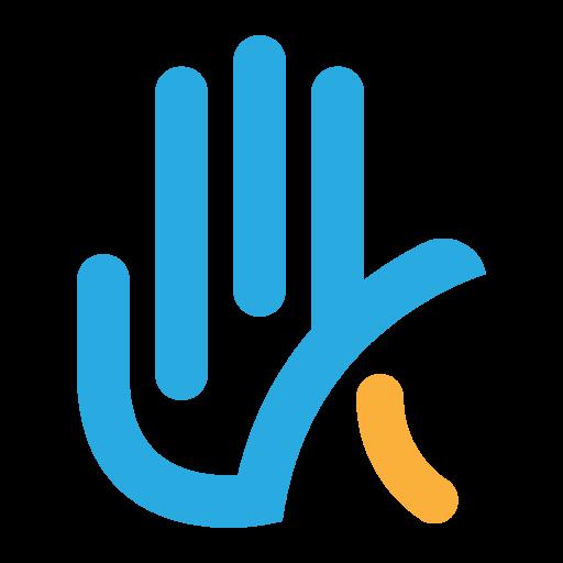 Logo pavicon hallokim